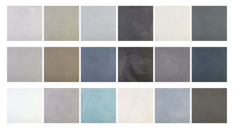 betonlook vloer kleuren