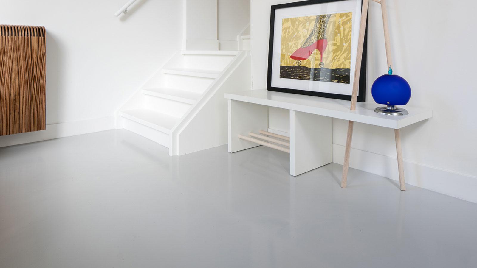 Gietvloer Den Bosch : Gietvloer breda voor woningen of woonkamer keuken toilet