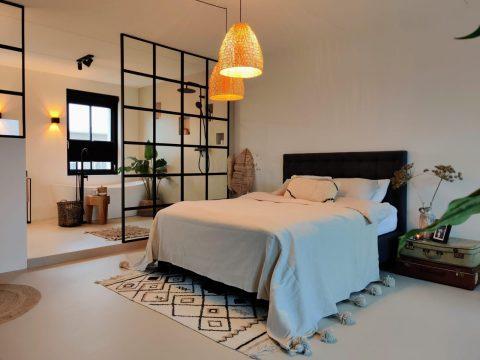 Gietvloer badkamer en slaapkamer Nijmegen